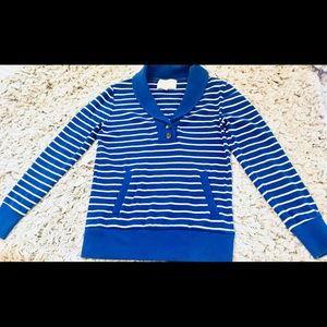 Very cute banana republic striped sweater